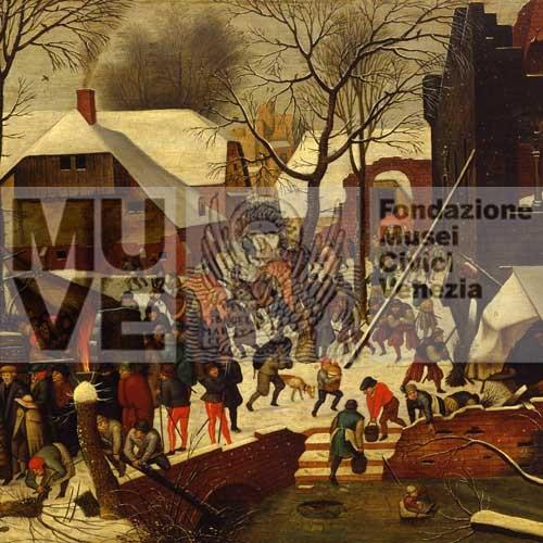 Bruegel, Adorazione dei Magi