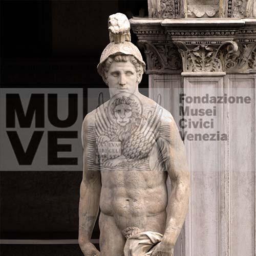 Sansovino, Statua Marte