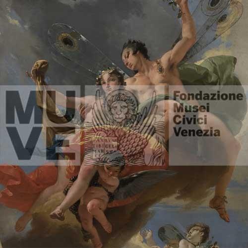 Tiepolo, Trionfo Zefiro e Flora