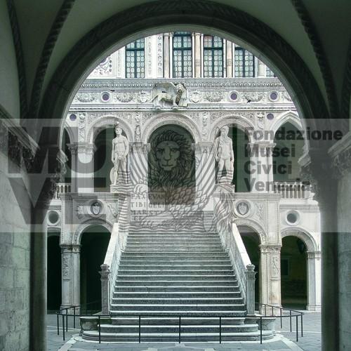 Scala dei Giganti, Ducale