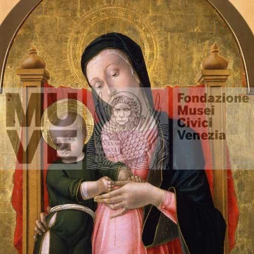 Vivarini, Madonna con Bambino